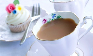 Riverview House Pop Up Tea Room: Afternoon Tea for Two or Four at Riverview House Pop Up Tea Room (Up to 52% Off)