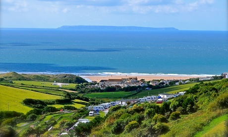 Woolacombe: 3- or 4-Night Stay for Up to Six with Facilities Pass at Woolacombe Sands Holiday Park