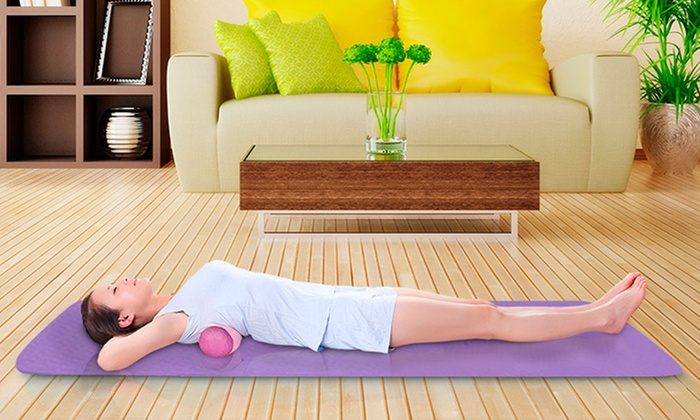 Trend Matters Pelvic Correction Yoga Pillow