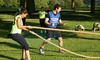 UK OUTDOOR FITNESS - Multiple Locations: 8 or 12 Boot Camp Sessions for One or Two from UK Outdoor Fitness, 11 Locations (Up to 84% Off)