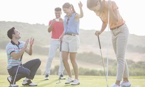 Sadourny Café - Golf de Téoula: Brunch ou petit déjeuner et 2h d'initiation  au golf pour 1, 2, 3 ou 4 personnes dès 15 € au Golf de Téoula