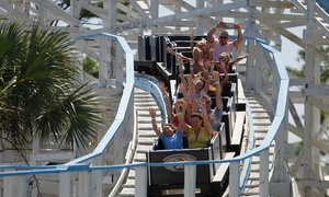 Up to 56% Off Amusement Park Packages at Waterville USA  at Waterville USA, plus 6.0% Cash Back from Ebates.