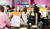 Wine and Design Ft Myers, FL - Wine and Design: Two-Hour Painting Classes at Wine & Design Ft. Myers (Up to 49% Off). Two Options Available.