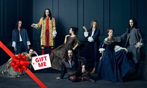 The Libertine By Louis: 3-Course Dinner + Murder Mystery Party for 2 ($129) or 4 People ($259) at The Libertine By Louis (Up to $480 Value)