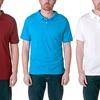 NLA Men's Slub Jersey Polo Shirt
