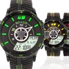 SO & CO New York Men's Analog and Digital Sport Race Watch