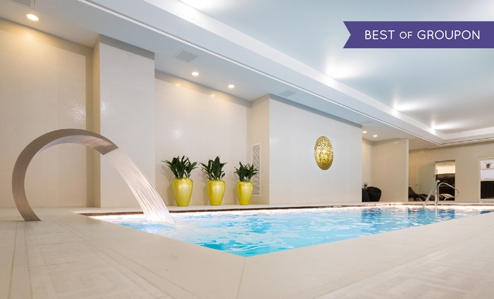 Spa Day with Pool, Optional Treatment, Champagne at 5* Beauty & Melody Spa at M by Montcalm, Shoreditch (Up to 42% Off)