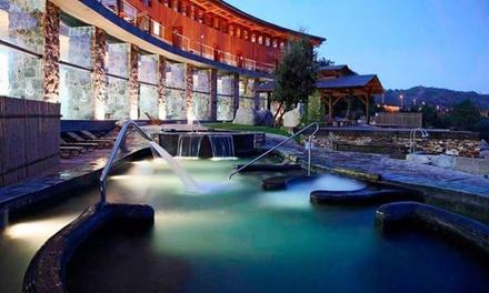 Ourense: 1, 2 o 3 noches con acceso a zona termal, detalle de bienvenida y opción a masaje en Hotel As Termas de Ourense
