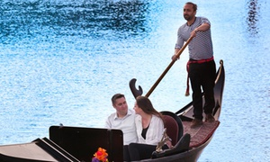 Tahoe Amore: $105 for a  Venetian Gondola Experience for Up to Four from Tahoe Amore ($175 Value)