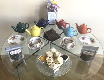 $39.75 for Holiday Afternoon Treat for Two at English Tealeaves ($67.25 Value) 36a5b30a-3a07-4806-8850-f78ab92aa0ce