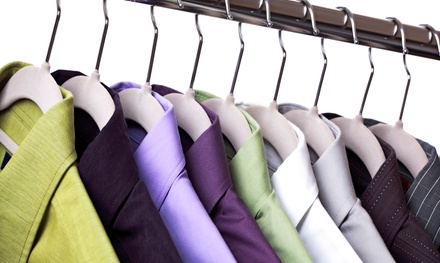 Dry Cleaning for Clothing, Household Items, or a Wedding Dress at Sidney Professional Dry Cleaners (Up to 51% Off)