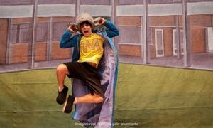 Cia. de Teatro Carlos Moreira: As Aventuras do Menino Maluquinho – Teatro Tobias Barreto: ingresso para 1 ou 2 pessoas dia 25/03, às 17h