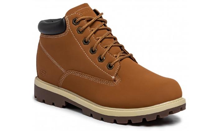mens sketcher boots