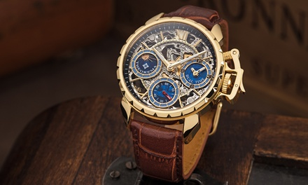 Theorema Mechanical Mens Oman Watch