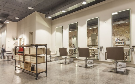 Sesión de peluquería con balayage o alisado de keratina desde 69,99 € en 366 CDB Biagi
