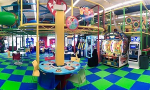 Admission or Party Package at Luv 2 Play (Up to 49% Off). Five Options Available.