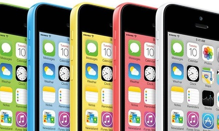 Premium Refurbished Apple iPhone 5c 32GB in Choice of Colour With Free Delivery