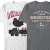 Woodstock, David Bowie, KISS, or AC/DC Men's Tees