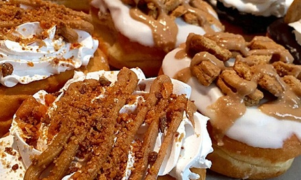Donuts at Donut Mania (Up to 47% Off). Three Options Available.