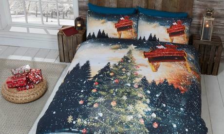 Fundas nórdicas con diseño navideño