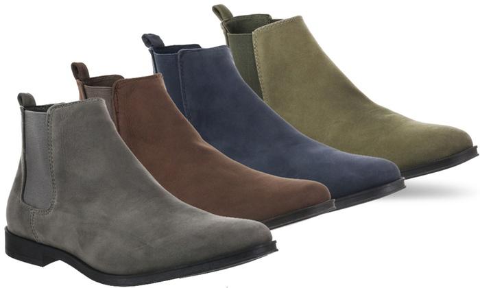 xray men s chelsea boots groupon