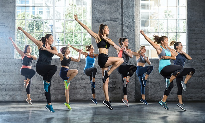Jazzercise - Edmonton: 10 or 20 Fitness Classes at Jazzercise (Up to 75% Off). Valid at All Participating Canadian Locations.