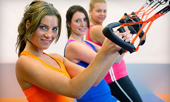 Slash Fitness - Delray Beach: 5 or 10 Fitness Classes at Slash Fitness (Up to 63% Off)