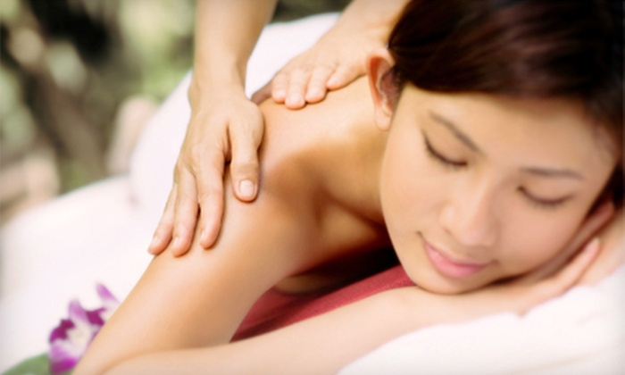 Herb Spa - Cushing Square: One or Two 60-Minute Massages at Herb Spa (Up to 54% Off)
