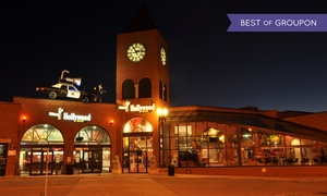 Hollywood Blvd Cinema: Two or Four Tickets at Hollywood Blvd Cinema (44% Off)
