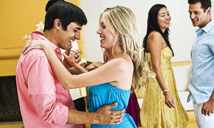 Deesdancing: Four or Six Weeks of Latin and Ballroom Dance Classes at Deesdancing (Up to 69% Off)