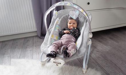 Silla mecedora para bebés Lionelo Zoe