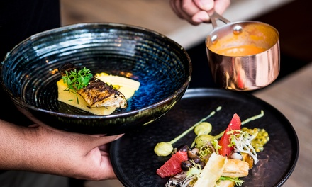Caribische 2 of 3gangenlunch van de chef bij Just Restaurant aan de Mauritsweg in Rotterdam vanaf 2 personen