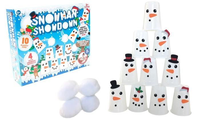 Gioco Snowman Showdown