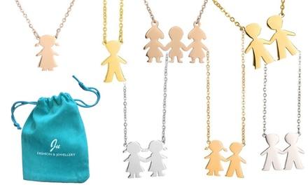1, 2 o 3 collares para niño o niña