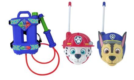 Set PJ Masks o Paw Patrol