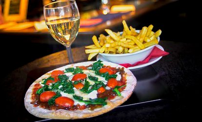 image for Pizza or Hot Dog Meal with Drink and Live Entertainment for Two or Four at The Cavendish Arms (Up to 53% Off*)