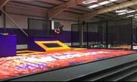 One-Hour Trampolining Session with Socks Hire at Velocity Trampoline Centre Wigan