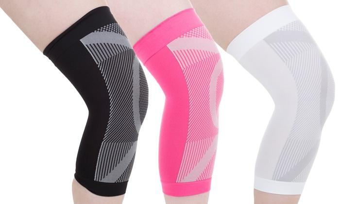 Knee Compression Sleeves by Bluestone (1 Pair)