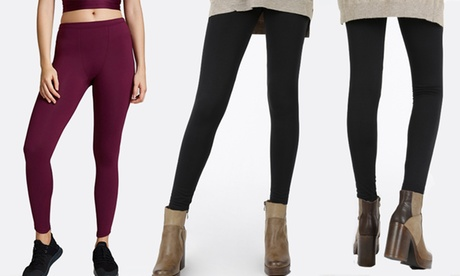Pack de 3 leggings térmicos