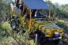 A Day in the West - Camp Verde: African Ambush Tour for One, Two, Four, or Six at A Day in the West (Up to 49% Off)