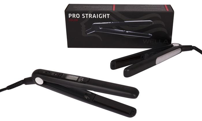 Wella Pro Colour Hair Straightener