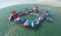 Acceso de 1 hora o 1 día al parque acuático para 1, 2 o 4 personas desde 7 € en Water Games, 19 ubicaciones disponibles
