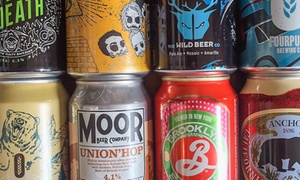 Crafty Hound: Mixed Case of 12 Craft Beers from Crafty Hound (up to 50% off)*