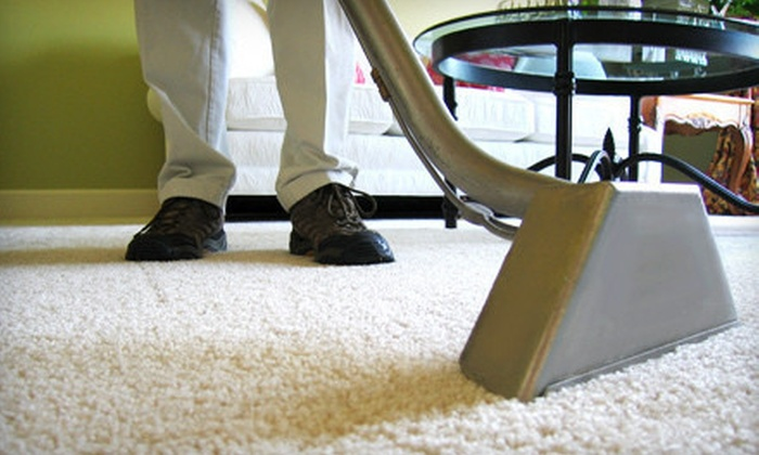 Quick-Kleen Home Services - Pittsburgh: Carpet Steam Cleaning in Two, Three, Four, or Five Rooms from Quick-Kleen Home Services (Up to 67% Off)
