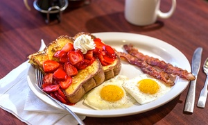 Casual American Food For Two Or Four At Perkins Restaurant & Bakery In Spokane (40% Off)