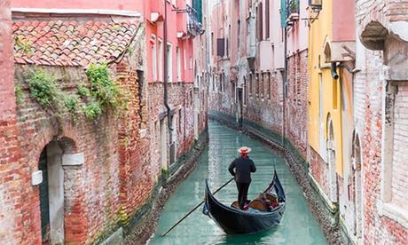 ✈ Venise : 2, 3 ou 4 nuits à l'hôtel Quality Delfino 4* avec petit-déjeuner et vols A/R depuis Paris Beauvais (BVA)