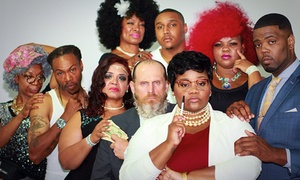 """""""Rufus Group Therapy: The Stage Play"""": """"Rufus Group Therapy: The Stage Play"""" on Saturday, November 19, at 3 p.m. or 7:30 p.m."""