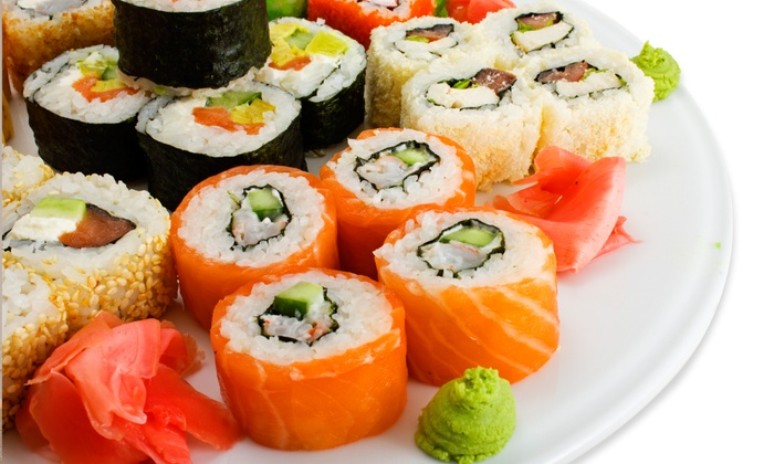 Benkay Japanese Restaurant & Sushi Bar - East Bayside - India Street: Japanese Cuisine at Benkay Japanese Restaurant & Sushi Bar (Up to 48% Off)