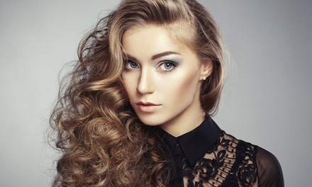 $29 for a Haircut, Style, and Deep-Conditioning Treatment at The Color Studio & Salon ($60 Value)