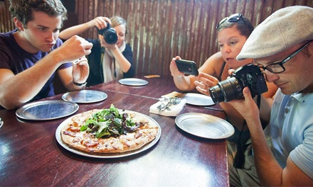 Santa Barbara Funk Zone Food Tour for Two or Four from Eat This, Shoot That! (Up to 44% Off)